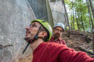 trad climbing cadarese