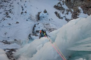 ice climbing repentance guide alpine