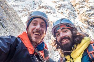 ice climbing repentance escape outdoor